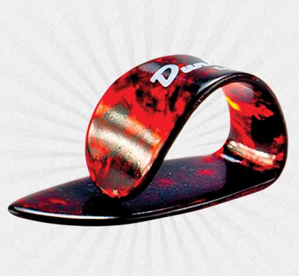 Jim Dunlop Shell Plastic Thumbpick
