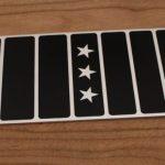 Sugartone 6 string lapsteel fretboard